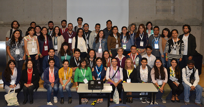 IAWA Symposium at the XXI Mexican Botanical Congress, October 20-25, 2019, Universidad de Aguascalientes, Mexico