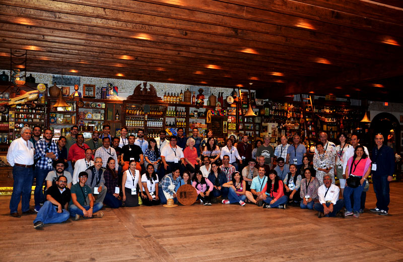 Successful IAWS/IAWA Meeting, October 15-19, 2018, Guadelajara, Mexico